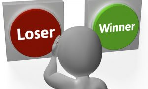 You are a winner or loser?